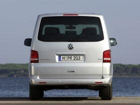 Ver foto 14 de Volkswagen Transporter T5 Multivan Facelift 2009