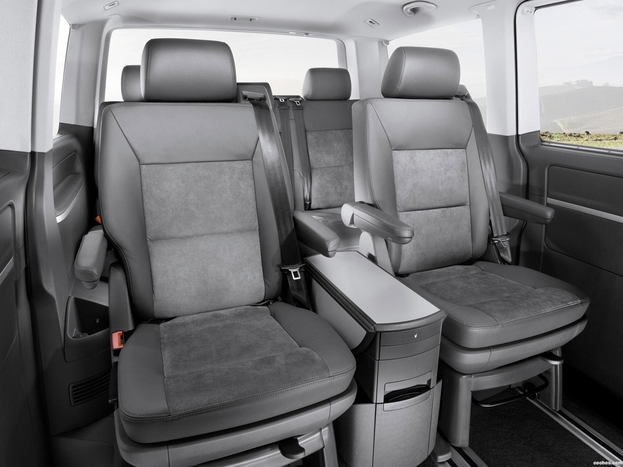 Foto 20 de Volkswagen Transporter T5 Multivan Facelift 2009