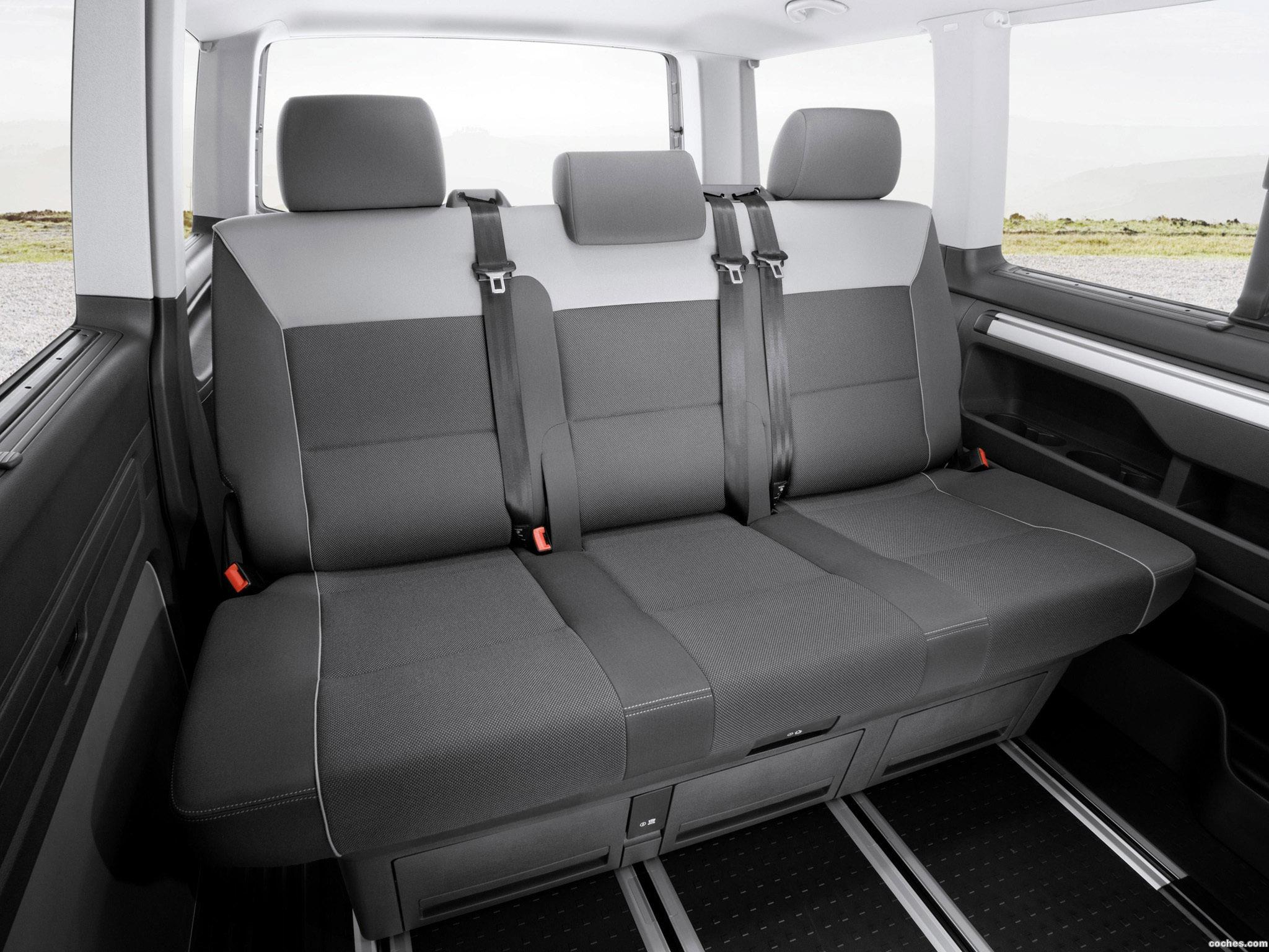 Foto 19 de Volkswagen Transporter T5 Multivan Facelift 2009