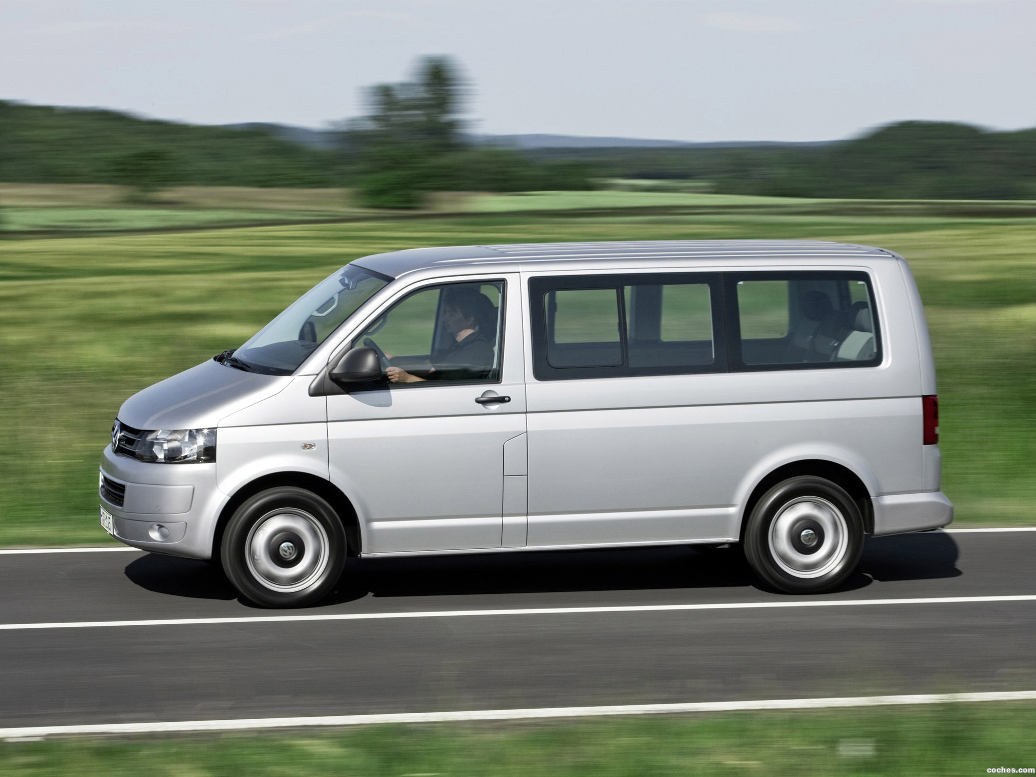 Foto 14 de Volkswagen Transporter T5 Multivan Facelift 2009