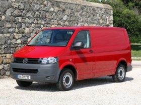 Ver foto 4 de Volkswagen Transporter T5 Van Facelift 2009