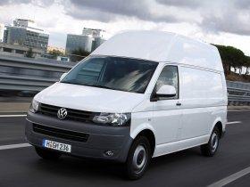 Ver foto 3 de Volkswagen Transporter T5 Van High Roof 2009