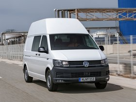 Ver foto 3 de Volkswagen Transporter Van High Roof T6 2015