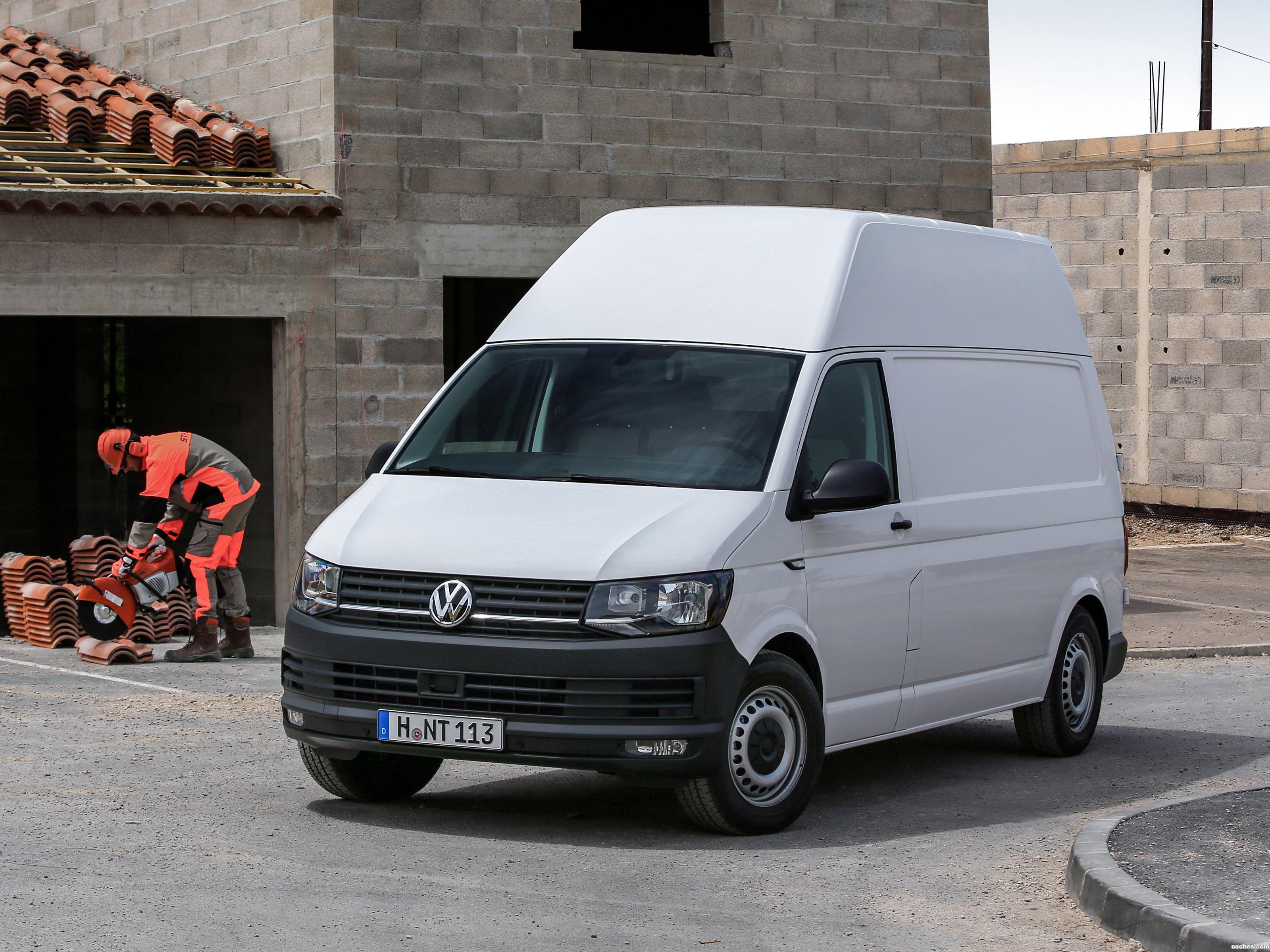 Foto 0 de Volkswagen Transporter Van High Roof T6 2015