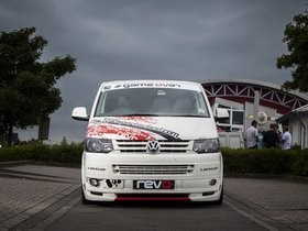 Ver foto 4 de Volkswagen Transporter Van Revo Technik T5 2013