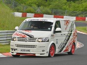 Ver foto 2 de Volkswagen Transporter Van Revo Technik T5 2013