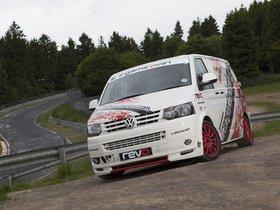 Fotos de Volkswagen Transporter Van Revo Technik T5 2013