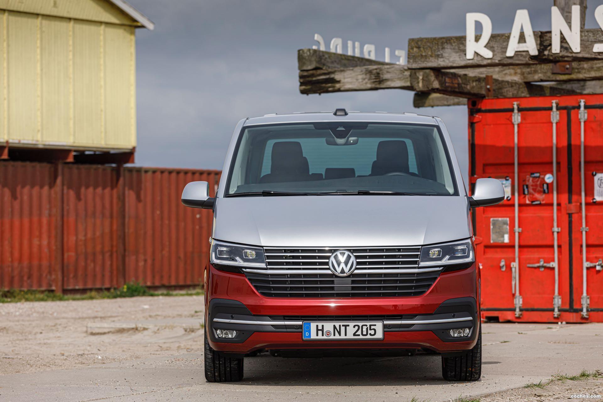 Foto 8 de Volkswagen Multivan Bulli T6.1 2019