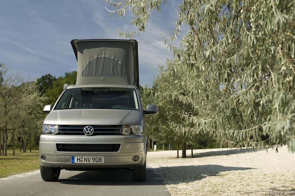 Foto 15 de Volkswagen Transporter T5 California 2011