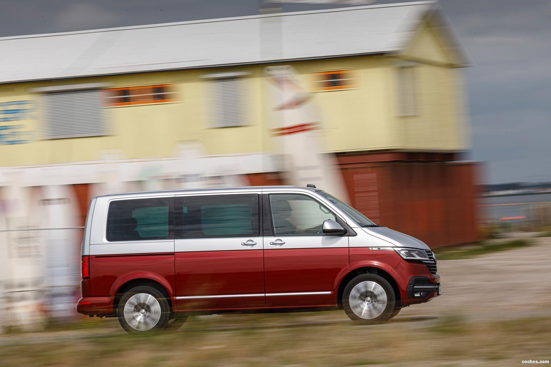 Foto de VOLKSWAGEN Multivan
