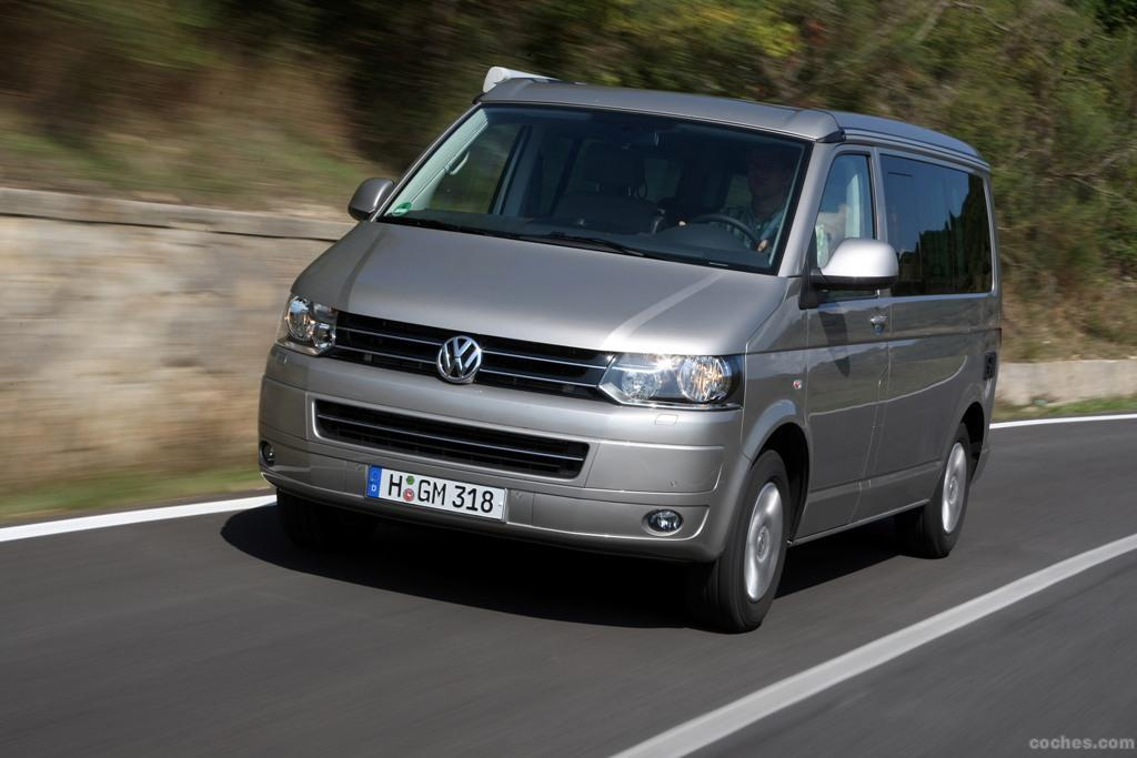 fotos de volkswagen transporter t5 california 2011 foto 4. Black Bedroom Furniture Sets. Home Design Ideas