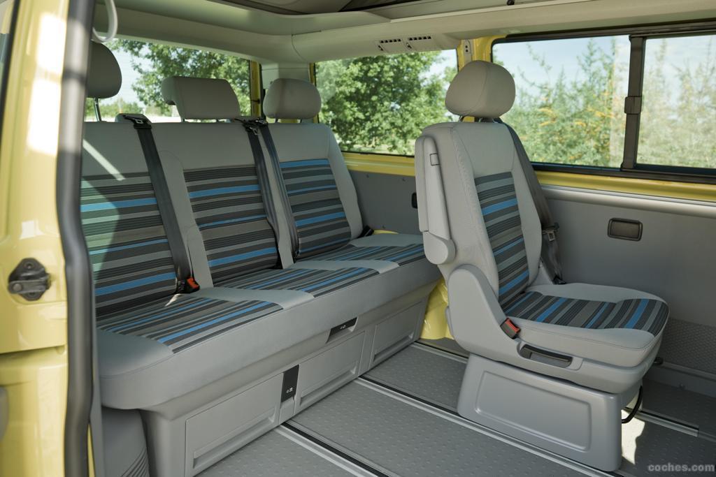 Foto 16 de Volkswagen Transporter T5 California 2011