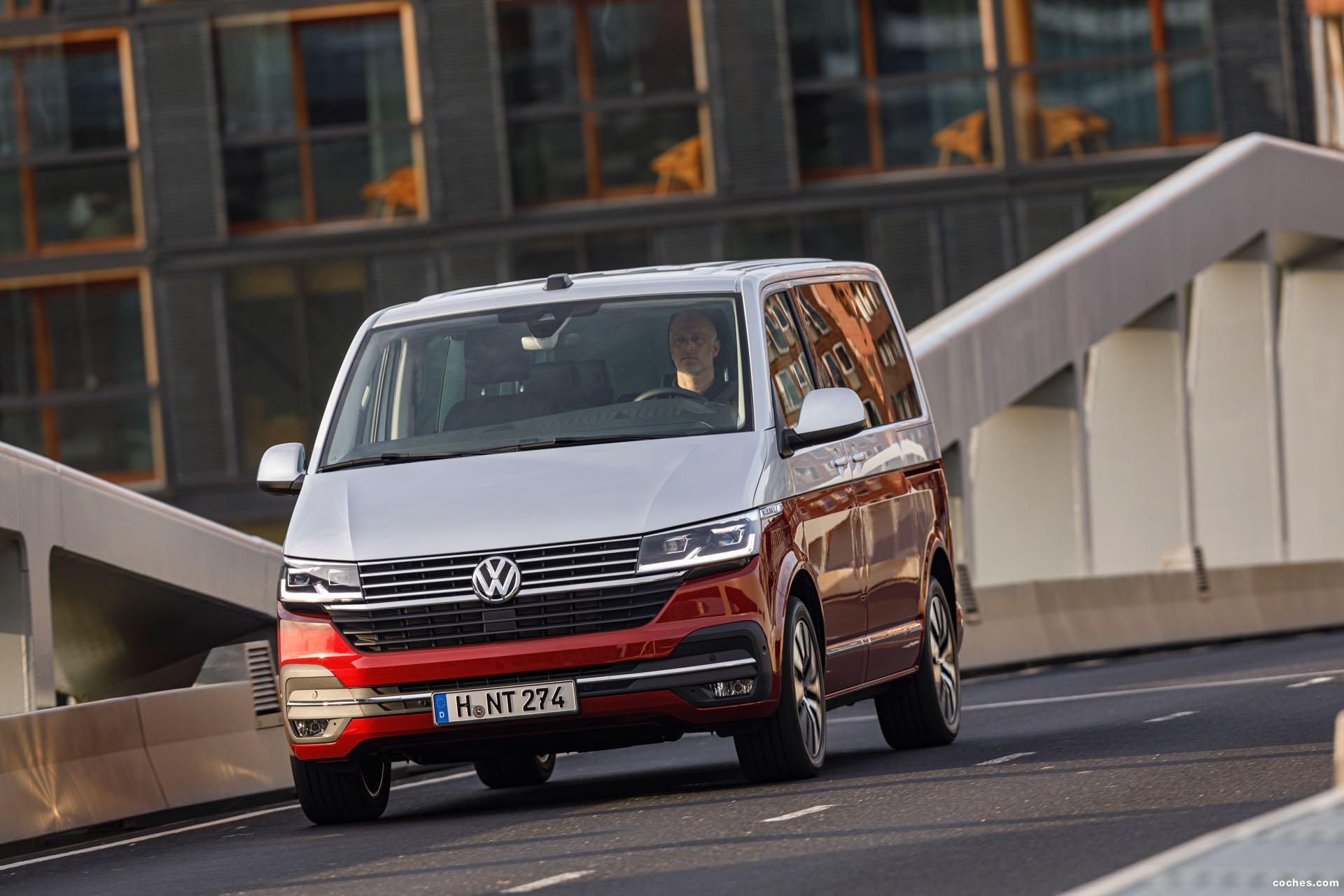 Foto 21 de Volkswagen Multivan Bulli T6.1 2019