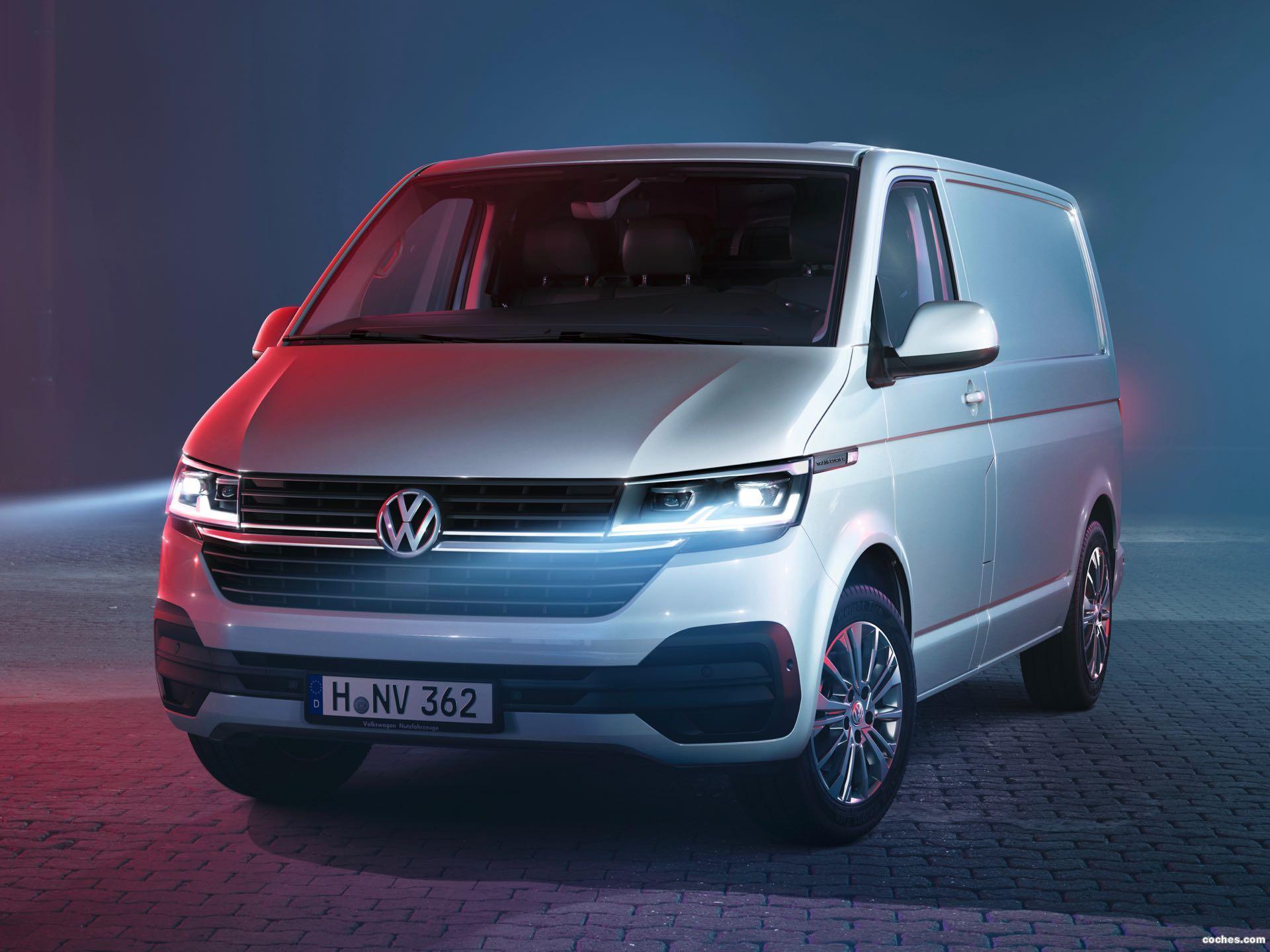 Foto 0 de Volkswagen Transporter Van 2020
