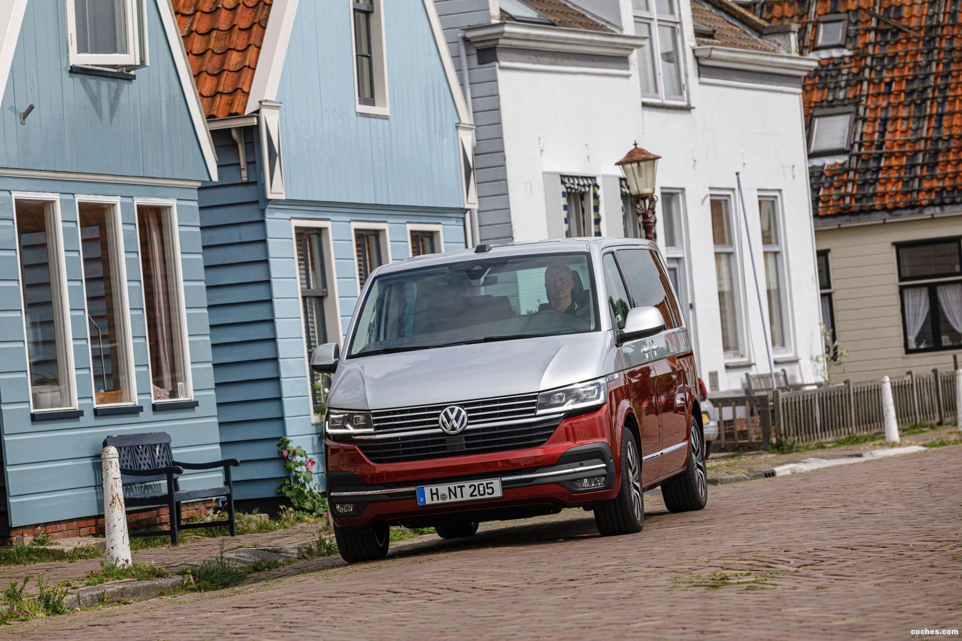 Foto 15 de Volkswagen Multivan Bulli T6.1 2019