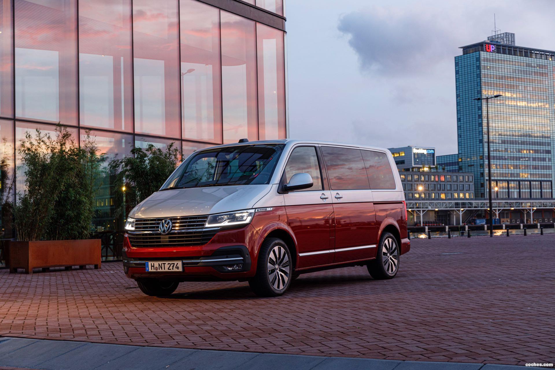 Foto 28 de Volkswagen Multivan Bulli T6.1 2019