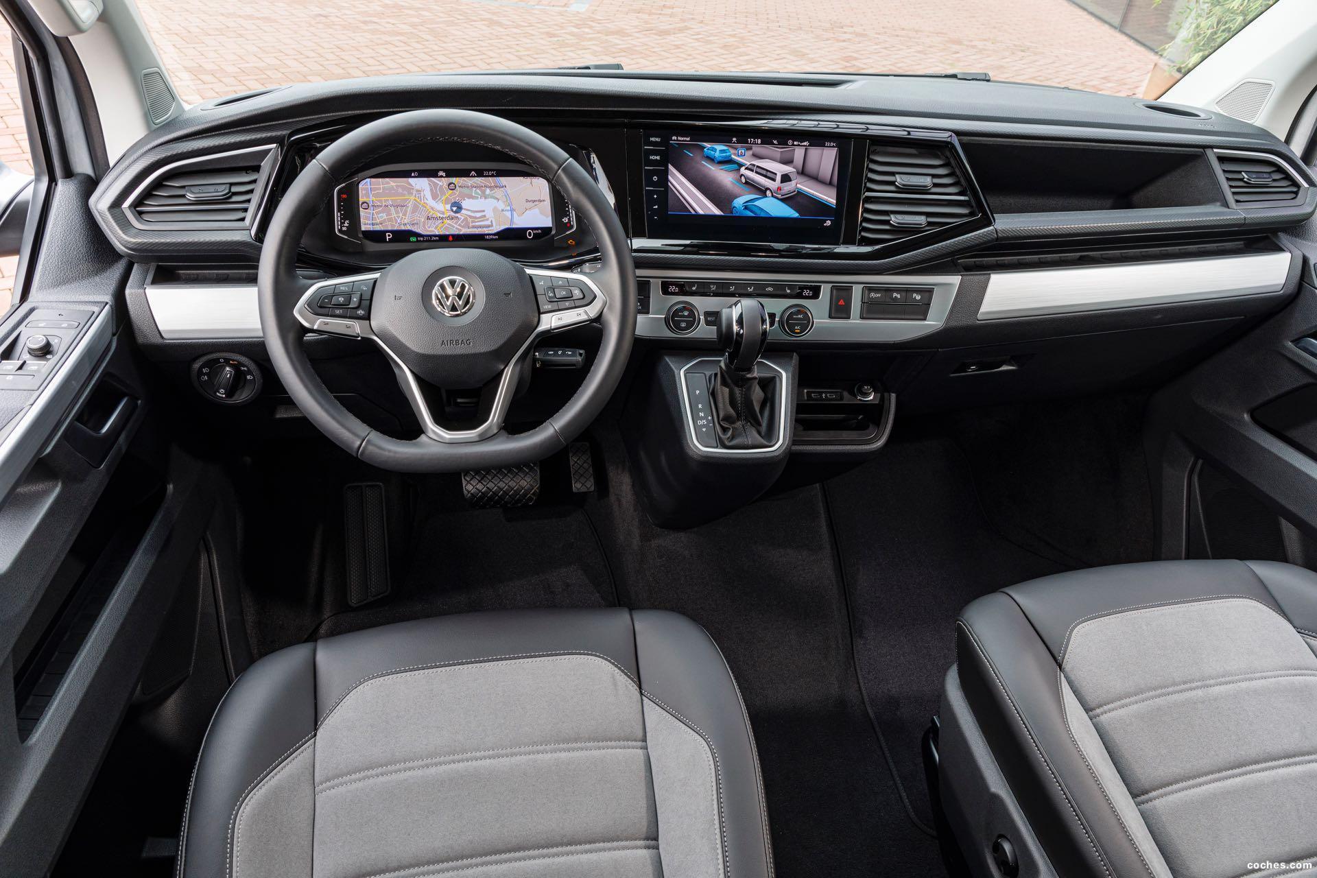 Foto 34 de Volkswagen Multivan Bulli T6.1 2019