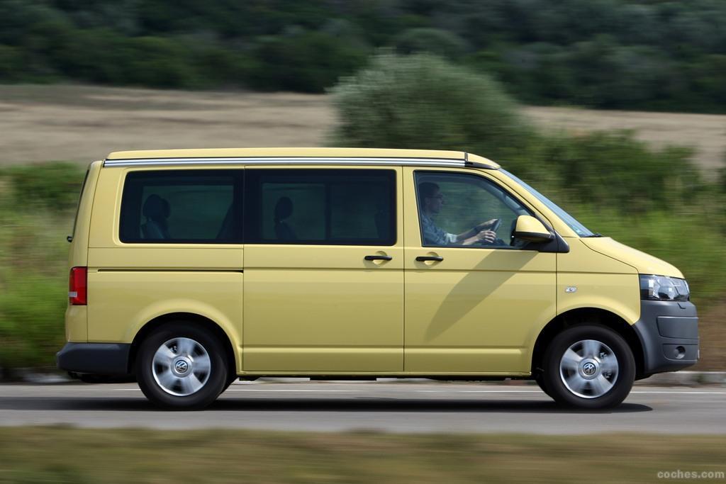 Foto 1 de Volkswagen California T5 2011