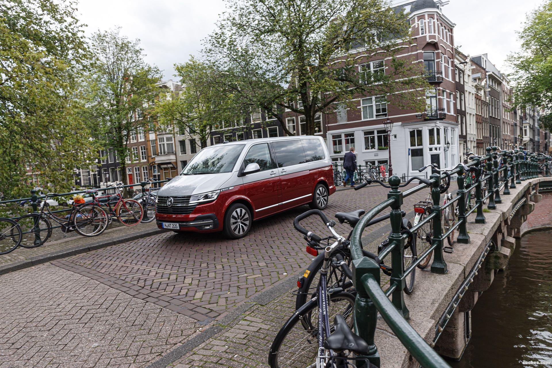 Foto 19 de Volkswagen Multivan Bulli T6.1 2019