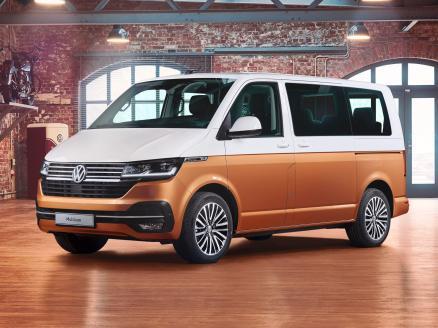 Volkswagen Multivan 2.0tdi Scr Bmt Origin 81kw