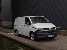 Ver foto 9 de Volkswagen Transporter Van 2020