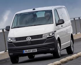 Ver foto 12 de Volkswagen Transporter Van 2020