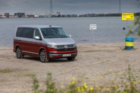 Ver foto 12 de Volkswagen Multivan Bulli T6.1 2019