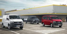 Ver foto 6 de Volkswagen Transporter T5 Chasis Cabina 2010