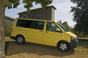 Ver foto 15 de Volkswagen Transporter T5 California 2011