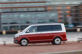Ver foto 26 de Volkswagen Multivan Bulli T6.1 2019