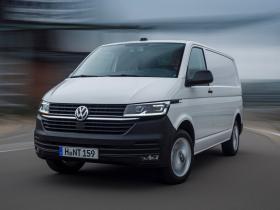 Ver foto 2 de Volkswagen Transporter Van 2020