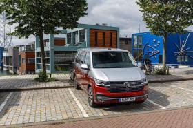 Ver foto 14 de Volkswagen Multivan Bulli T6.1 2019