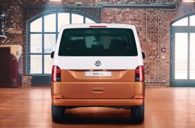 Ver foto 3 de Volkswagen Multivan Bulli T6.1 2019