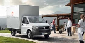 Ver foto 2 de Volkswagen Transporter T5 Chasis Cabina 2010