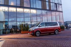 Ver foto 28 de Volkswagen Multivan Bulli T6.1 2019