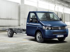 Ver foto 10 de Volkswagen Transporter T5 Chasis Cabina 2010