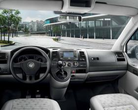 Ver foto 5 de Volkswagen Transporter T5 Chasis Cabina 2010
