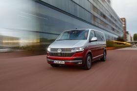 Ver foto 31 de Volkswagen Multivan Bulli T6.1 2019