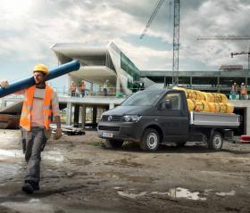 Ver foto 9 de Volkswagen Transporter T5 Chasis Cabina 2010