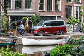 Ver foto 19 de Volkswagen Multivan Bulli T6.1 2019