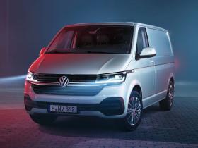 Ver foto 1 de Volkswagen Transporter Van 2020