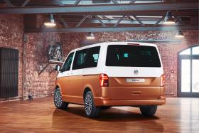 Ver foto 6 de Volkswagen Multivan Bulli T6.1 2019