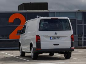 Ver foto 5 de Volkswagen Transporter Van 2020