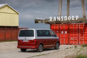 Ver foto 10 de Volkswagen Multivan Bulli T6.1 2019