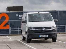Ver foto 8 de Volkswagen Transporter Van 2020