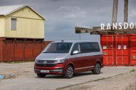 Ver foto 8 de Volkswagen Multivan Bulli T6.1 2019