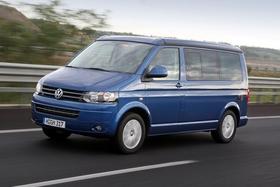 Ver foto 11 de Volkswagen California T5 2011