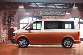 Ver foto 5 de Volkswagen Multivan Bulli T6.1 2019