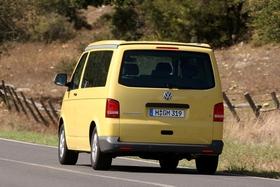Ver foto 7 de Volkswagen Transporter T5 California 2011