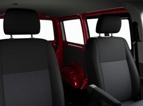 Ver foto 7 de Volkswagen Transporter Combi 6.1 Batalla Corta 2020